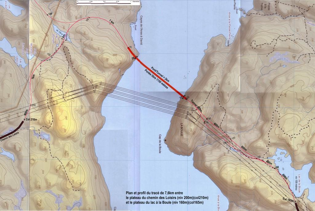 Carte du nouvelle emplacement