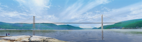 Simulation pont SNCLavallin
