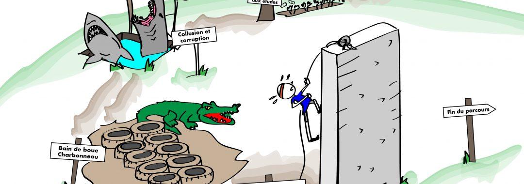 course a obstacle du pont